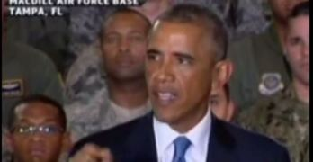 Obama: I will not commit you or the rest of our armed forces to fighting another ground war in Iraq