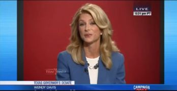 Houston Chronicle endorses Wendy Davis for Texas Governor