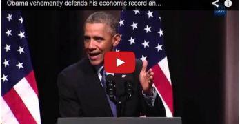 President Obama Economy Middle Class