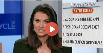 Will Democrats listen Krystal Ball's crystal ball