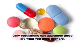 regulations vitamins