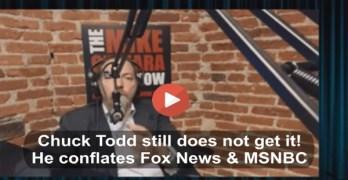 Chuck Todd Fox News MSNBC
