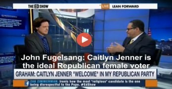 John Fugelsang - Why Kaylan Jenner is the kind of woman Republicans want 2