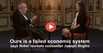 Joseph Stiglitz It is Time to Get Radical on Inequality