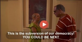 Republicans intend to keep Texas Red with this type of obscene voter suppression (VIDEO)