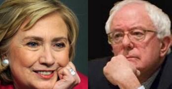 Bernie Sanders - Hillary Clinton