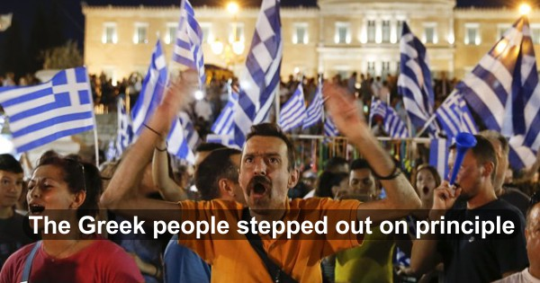 Greek Greece Vote 2