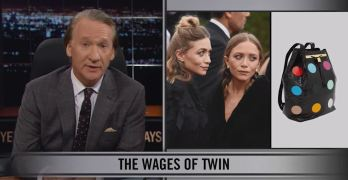 Bill Maher - Olson wins