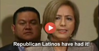 Conservative Republican Latinos come out swinging as they warn GOP