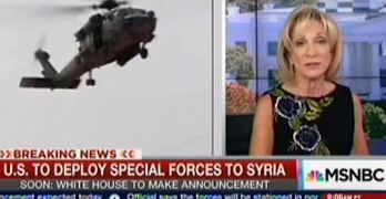 MSNBC reporter tries to bait Obama, Americans into supporting a new war (VIDEO)