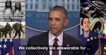 President Obama collectively are answerable