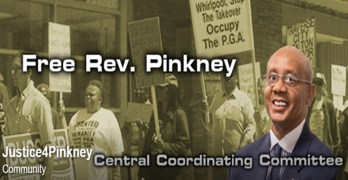 Rev. Edward Pinkney is a corporate political prisoner in the U.S. (VIDEO)