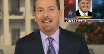 Chuck Todd scolds Donald Trump on air about his lies (VIDEO)
