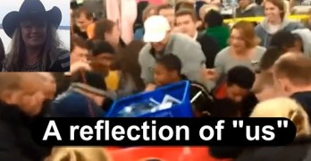 "BLACK FRIDAY – A reflection of ""us"" by Michelle Michon (VIDEO)"
