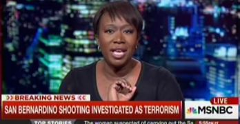 Joy-Ann Reid's chilling statement on Donald Trump and the Republican Party.