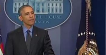 President Obama highlight his accomplishments with gusto (VIDEO).