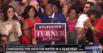 Sylvester Turner tied in most recent poll with Bill King for Houston Mayor (VIDEO)