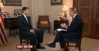 CBS host hits Paul Ryan