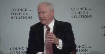 Fmr. Defense Sec. Robert Gates excoriate 2016 election GOP field at Council on Foreign Relations (VIDEO)