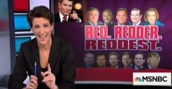 Rachel Maddow - Ronald Reagan