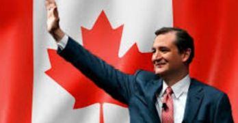 Ted Cruz Canada