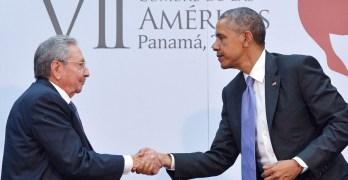 President Obama, Cuba, Castro