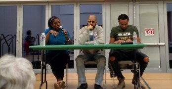 Race in America: Keshia Thomas, Steven Orozco, and Kwame Rose Q & A