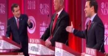 Ted Cruz, Marco Rubio, Latino, Liar