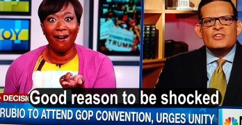 MSNBC Joy-Ann Reid humiliates Latino strategist supporting Trump (VIDEO)