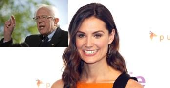 Krystal Ball, Bernie Sanders