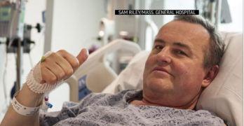 Penis transplant patient