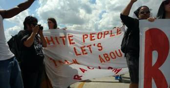 White Bodies White people Black Lives Matter BLM