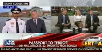 Fox News immigrant scapegoating attempt shut down by Minnesota Police Chief (VIDEO)