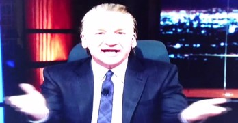 Bill Maher: Republicans have one path to victory, False Equivalence (VIDEO)