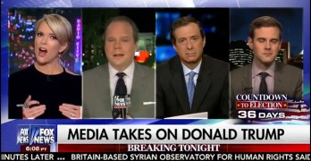 Fox News Megyn Kelly & panel unload on press late coverage of Trump scandals (VIDEO)