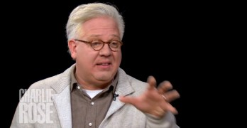 Glenn Beck called Trump a 'sociopath' on Charlie Rose and explained (VIDEO)