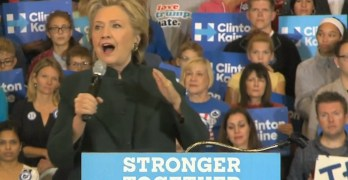 Hillary Clinton will likely win. Now she is securing a mandate (VIDEO)