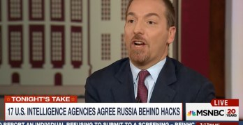 Chuck Todd: 'How is that not an act of war' Really? (VIDEO)