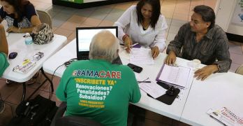 As Republicans flail on Obamacare, Democrats' job becomes clear: Throw them an anchor