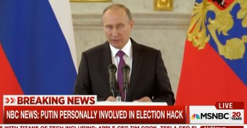 Putin involved in election hack & Trump may have known (VIDEO).jpg