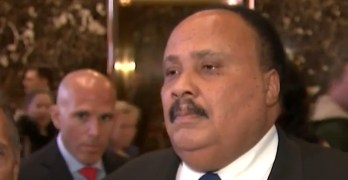 CNN Jim Acosta justifiably slams MLK III for meeting with Trump (VIDEO)