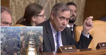 Democratic Senator embarrassed Trump nominees over inaugural attendance lie (VIDEO)