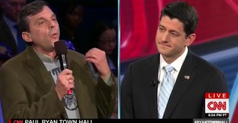 Former Republican who hated Obamacare tells Paul Ryan he now loves as Paul Ryan lies (VIDEO)