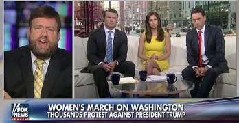 Fox News & Frank Luntz setting the stage to justify violent crackdown on progressives (VIDEO)