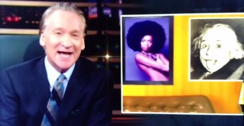 Bill Maher Valentines message we should heed, fall in live with knowledge again (VIDEO)