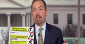 Chuck Todd outs Trump scheme to attack media as fake news when news on Russia breaks (VIDEO)