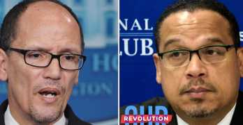 Keith Ellison - Tom Perez