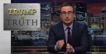 MUST WATCH: Trump vs. Truth: Last Week Tonight with John Oliver (VIDEO)