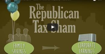 The Republican Tax Sham continues and will continue to destroy America (VIDEO)