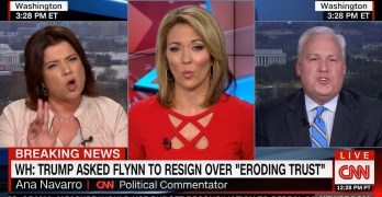 Ana Navarro Two Republicans resort to verbal blows on Trump and Russia (VIDEO)